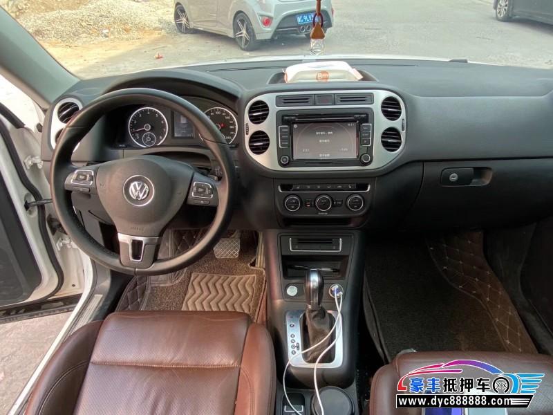 抵押车出售16年大众途观LSUV
