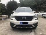 抵押车出售16年广汽传祺GS8SUV