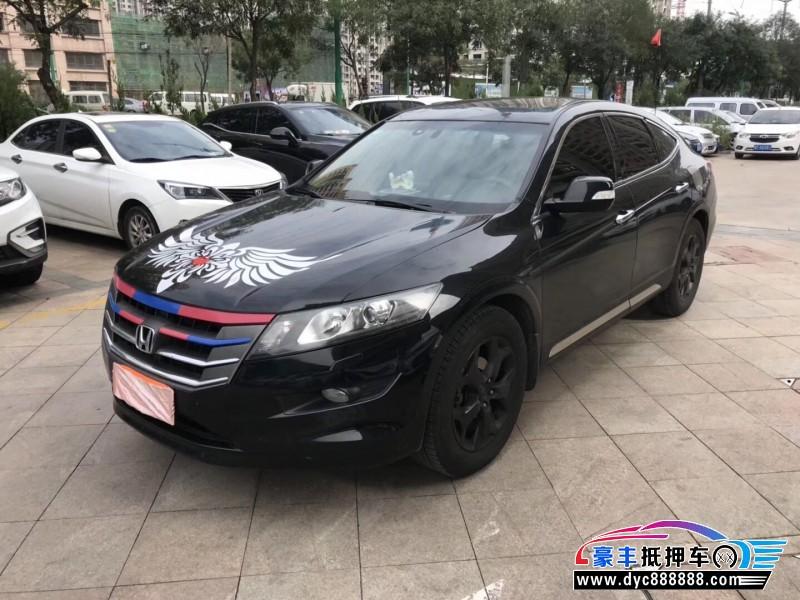 10年本田歌诗图SUV抵押车出售