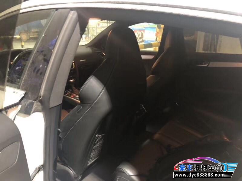 16年奥迪S5跑车抵押车出售