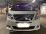 15年丰田埃尔法MPV抵押车出售
