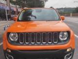 18年Jeep自由侠SUV抵押车出售