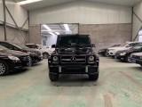 17年奔驰G级SUV抵押车出售