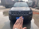 17年Jeep指南者SUV抵押车出售