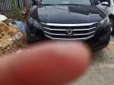 抵押车出售19年本田歌诗图SUV