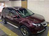12年讴歌MDXSUV抵押车出售
