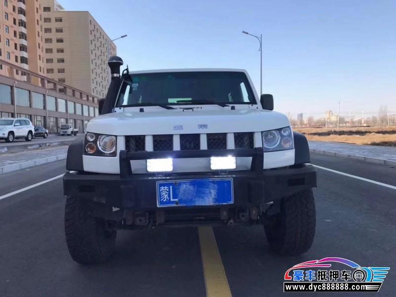 16年北京BJ40SUV