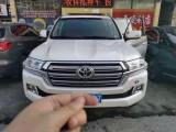 抵押车出售17年丰田兰德酷路泽SUV