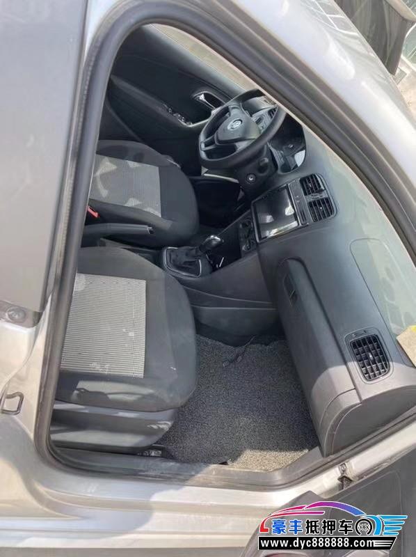 17年大众poloMPV抵押车出售