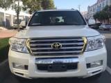 抵押车出售11年丰田陆地巡航舰SUV