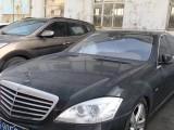 抵押车出售12年奔驰S轿车
