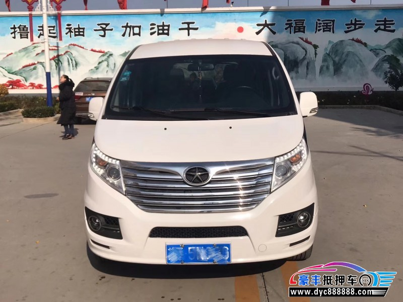 抵押车出售15年江淮瑞风M5MPV