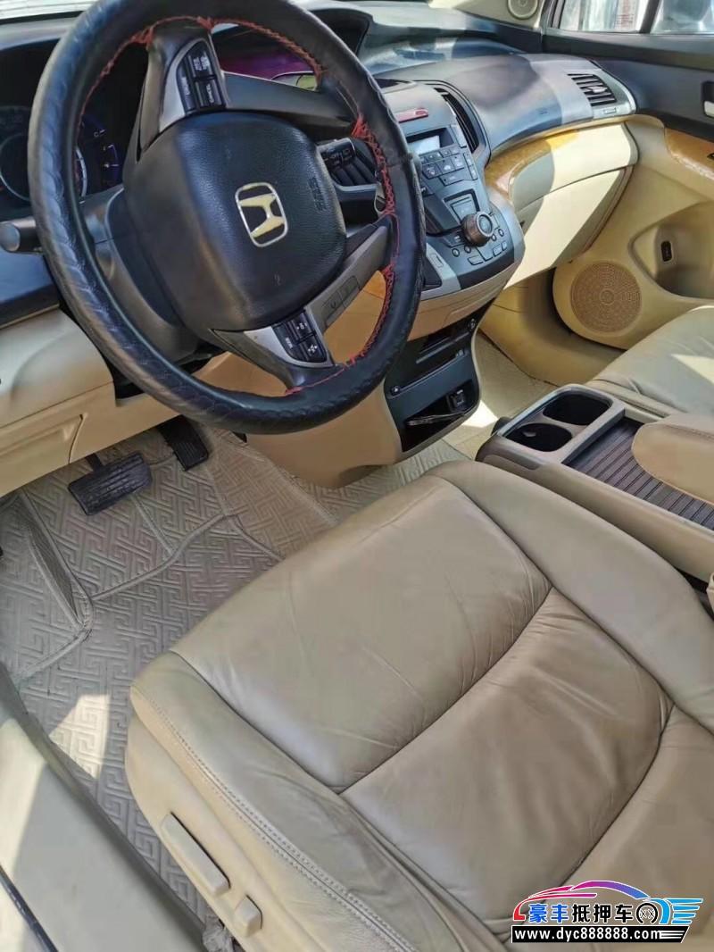 10年本田奥德赛MPV抵押车出售
