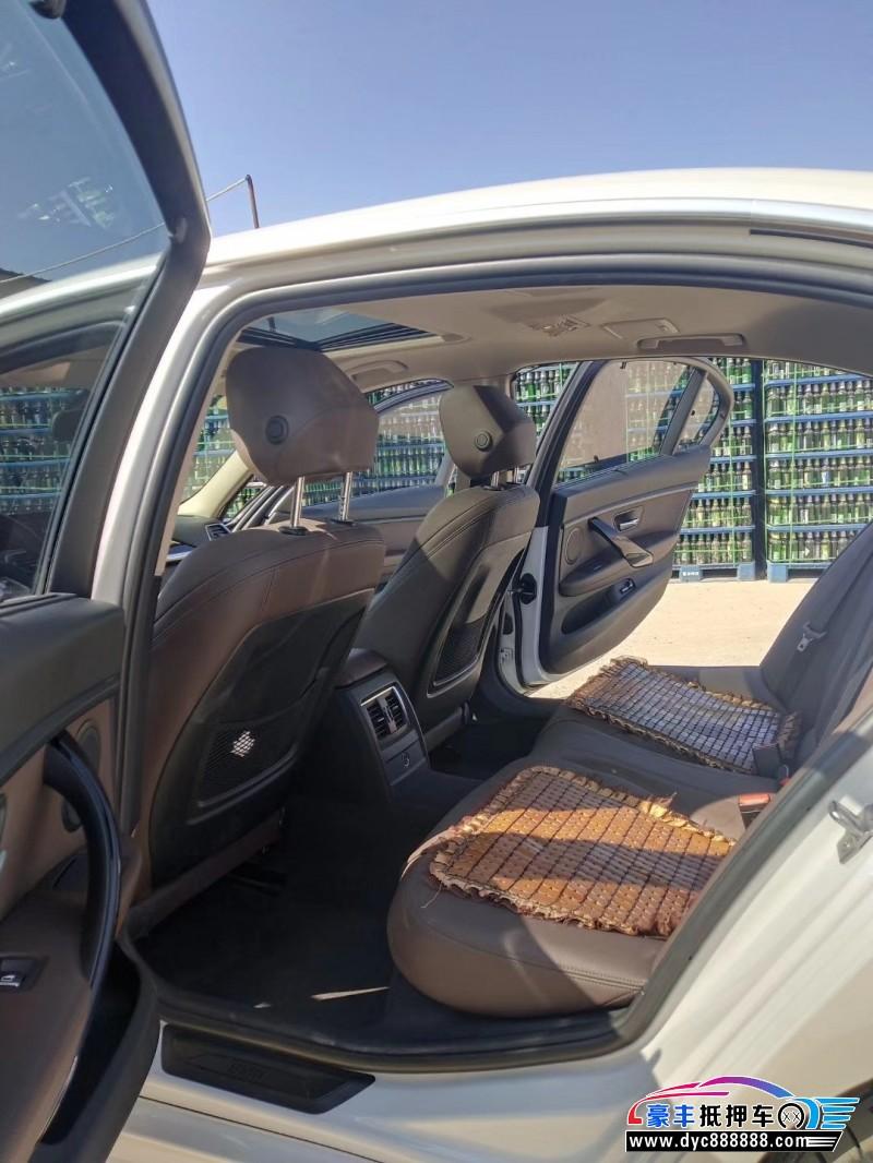 18年宝马3系轿车抵押车出售