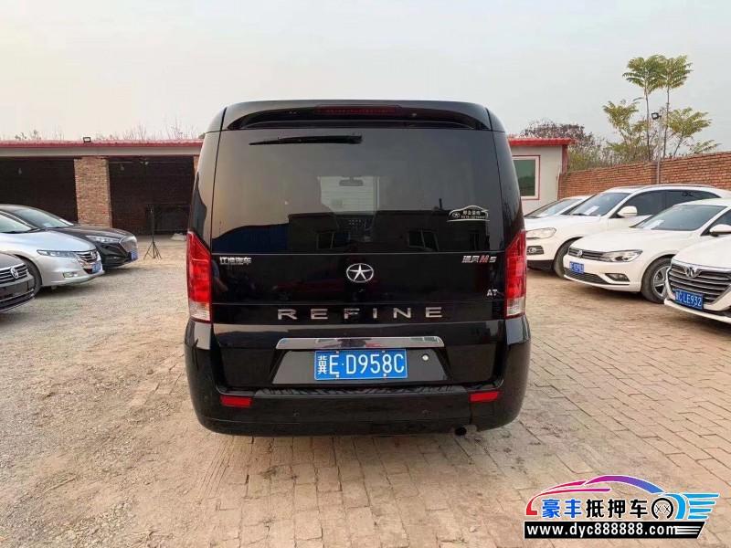抵押车出售14年江淮瑞风M5MPV