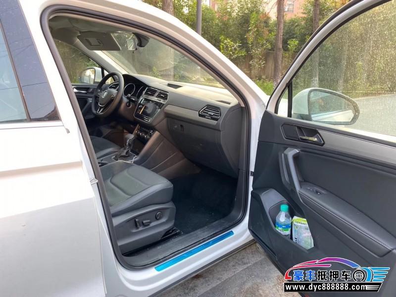 抵押车出售19年大众途观LSUV