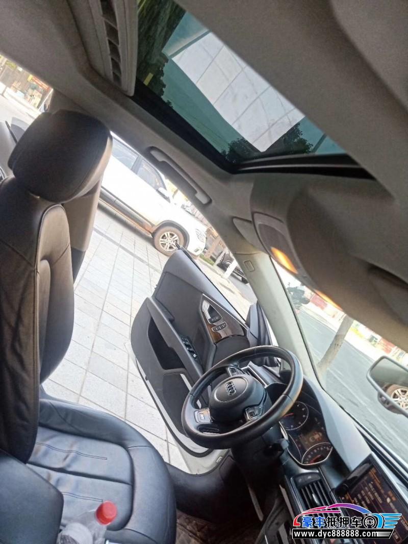 12年奥迪A7轿车抵押车出售