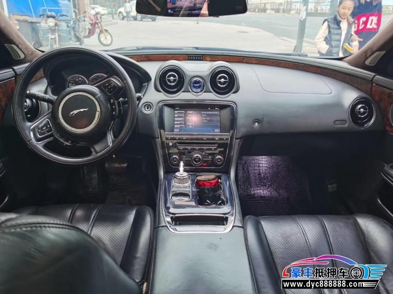 抵押车出售11年捷豹XJ轿车