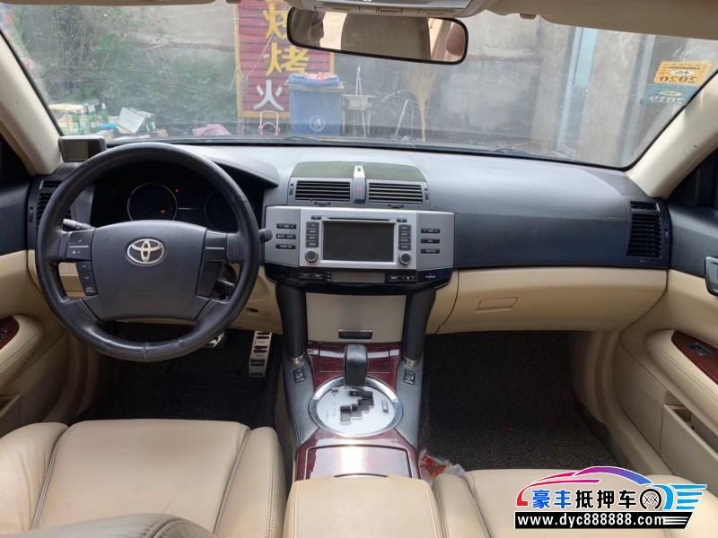 10年丰田凯美瑞SUV抵押车出售