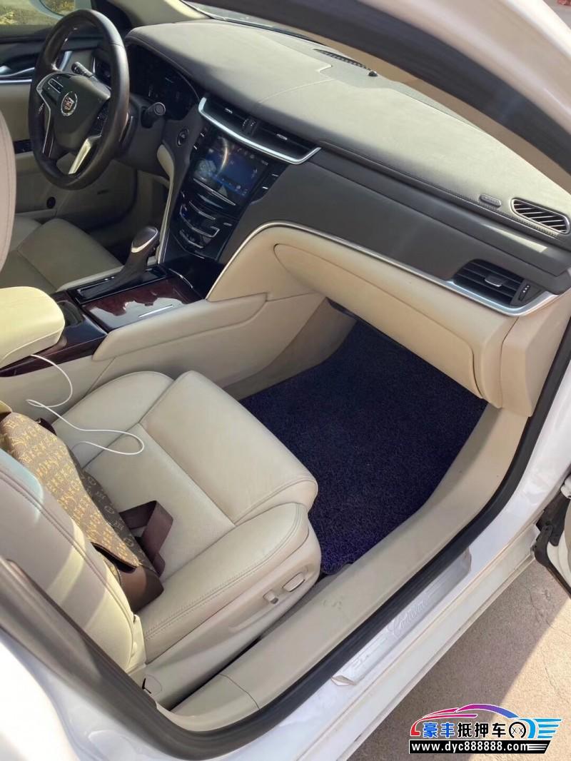 抵押车出售15年凯迪拉克XTS轿车