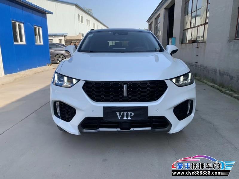抵押车出售18年长城VV5SUV