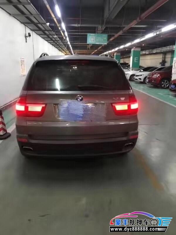 抵押车出售10年宝马X5SUV