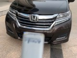 抵押车出售16年本田艾力绅MPV