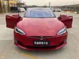 抵押车出售17年特斯拉特斯拉Model S轿车