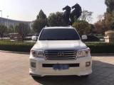 15年丰田兰德酷路泽SUV抵押车出售