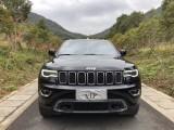 抵押车出售18年Jeep大切诺基SUV