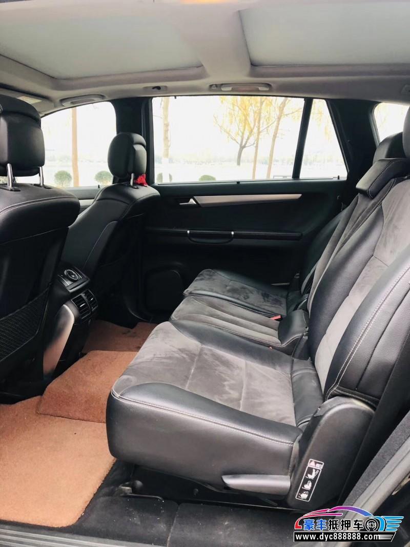 抵押车出售15年奔驰R级MPV