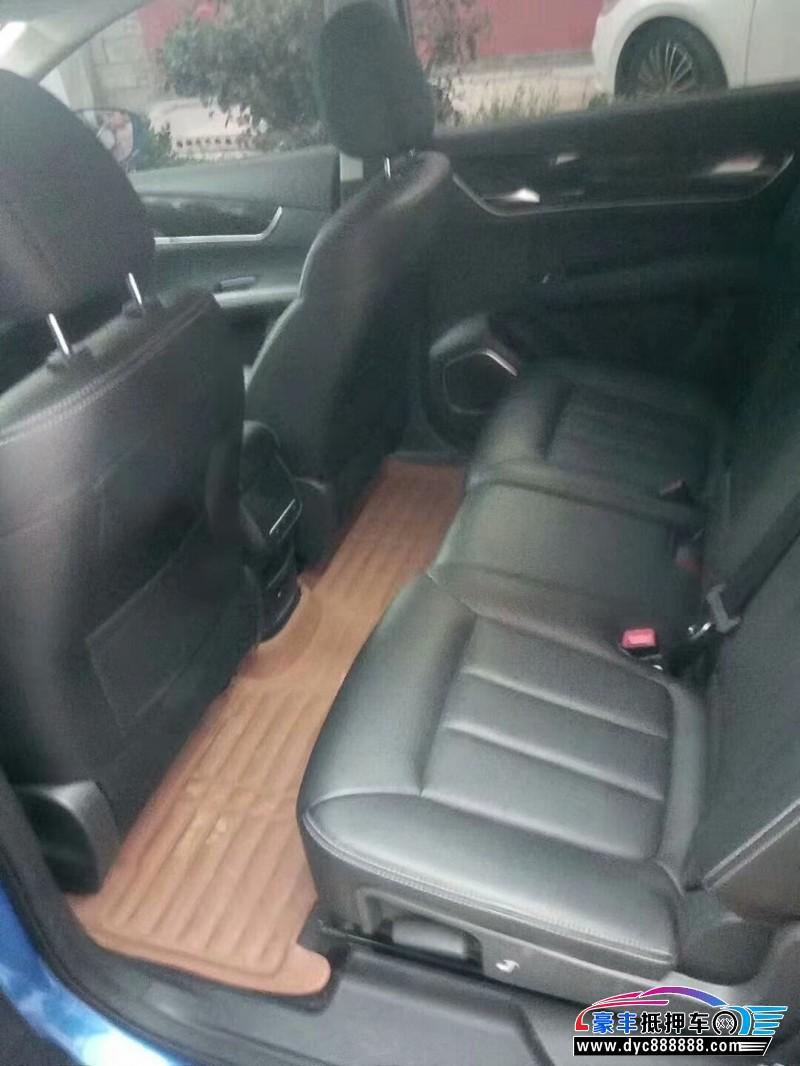 18年比亚迪宋SUV抵押车出售