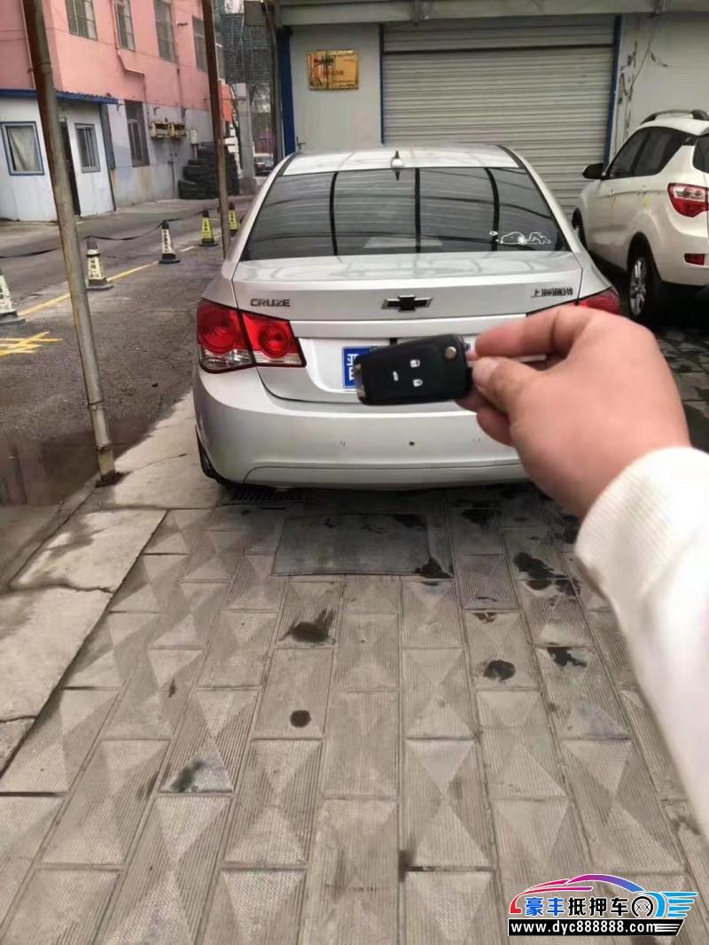 抵押车出售09年雪佛兰科鲁兹轿车