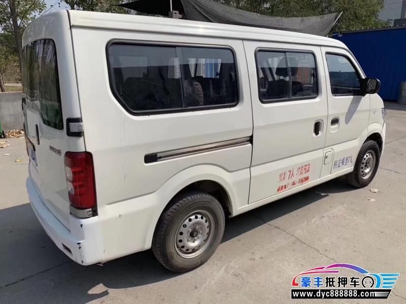 18年长安睿驰MPV抵押车出售