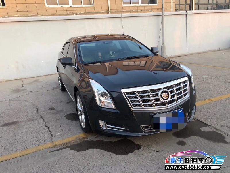 抵押车出售14年凯迪拉克XTS轿车