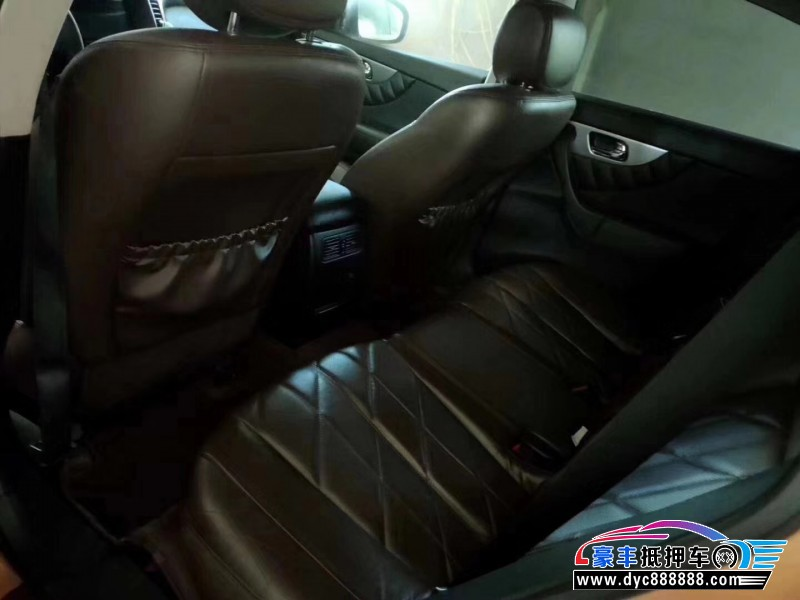 抵押车出售12年英菲尼迪FX35SUV