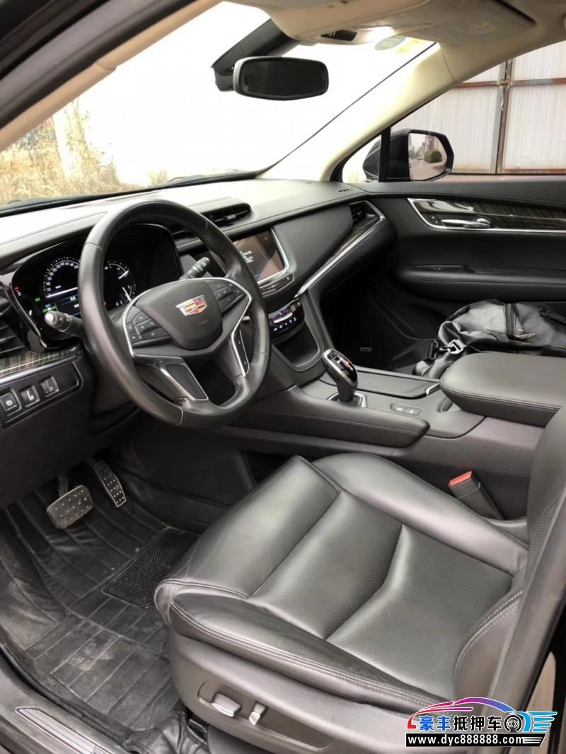 16年凯迪拉克XT5SUV抵押车出售