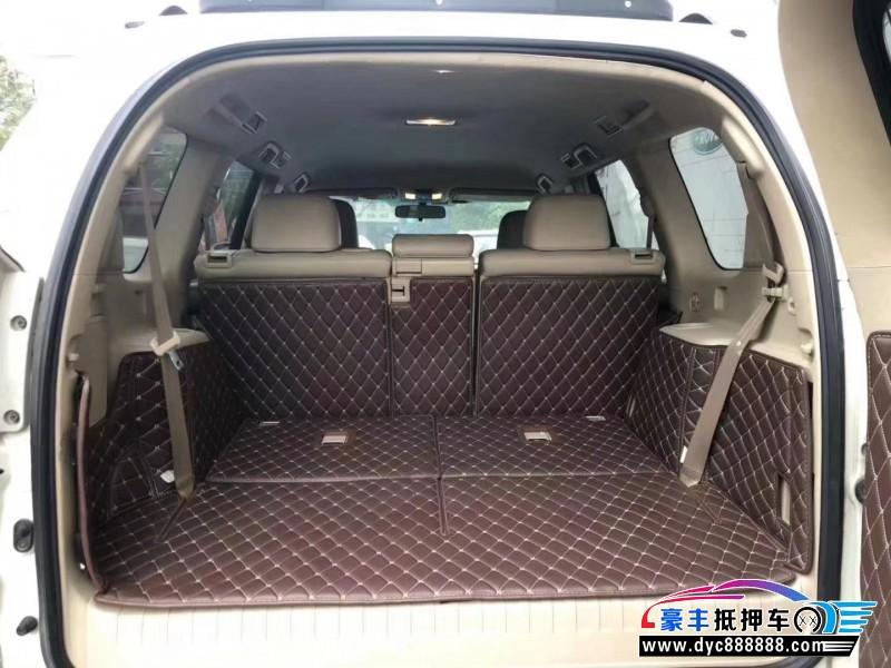 11年丰田普拉多SUV抵押车出售