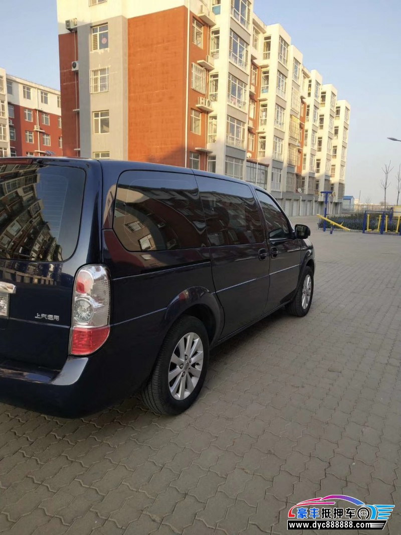 16年别克GL8MPV抵押车出售