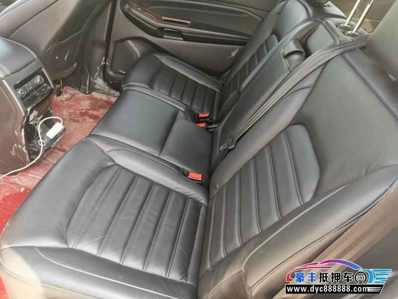 16年福特锐界SUV抵押车出售