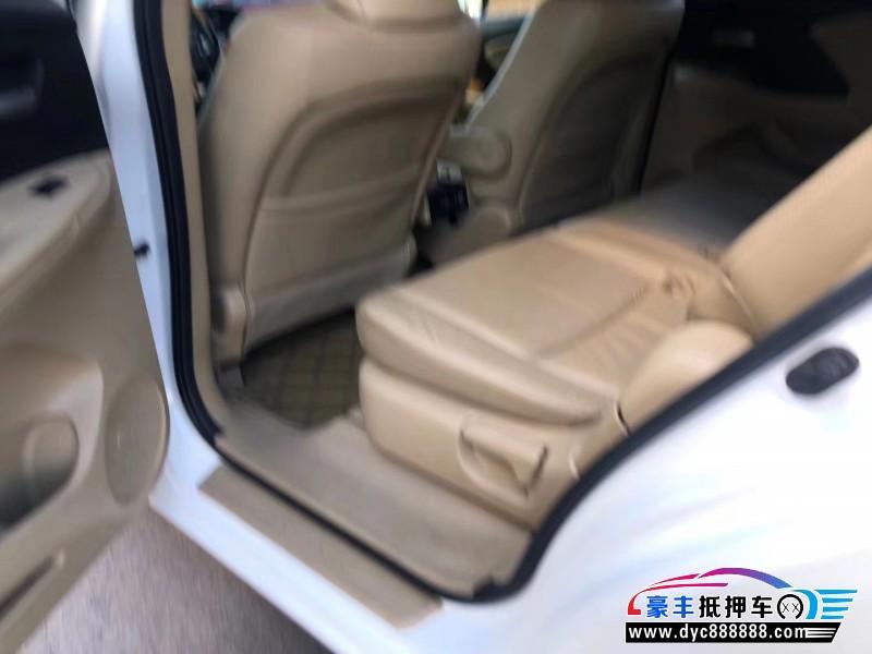 13年本田奥德赛MPV抵押车出售