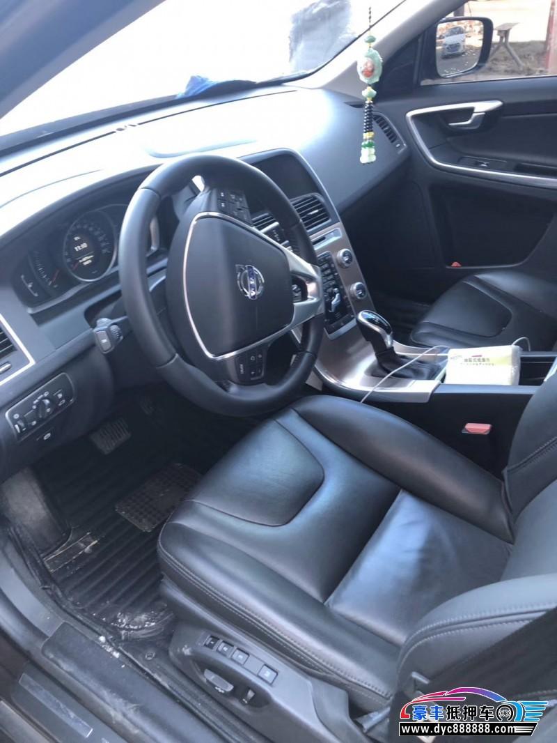 17年沃尔沃XC60SUV抵押车出售