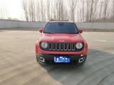 16年Jeep自由侠SUV抵押车出售