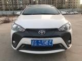 抵押车出售17年丰田YARiS L 致炫轿车