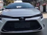 19年丰田雷凌轿车抵押车出售