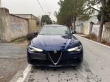 抵押车出售18年阿尔法·罗密欧Giulia轿车