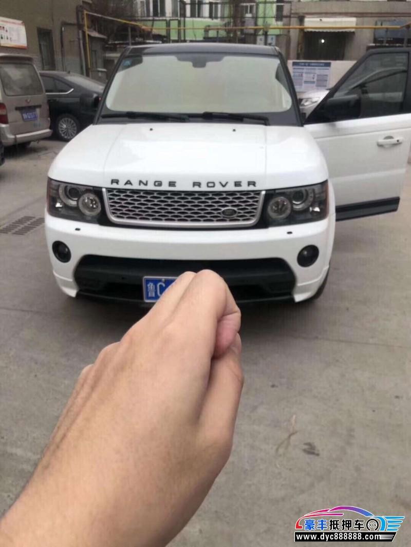 抵押车出售11年路虎揽胜运动SUV