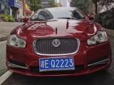 抵押车出售09年捷豹XF轿车