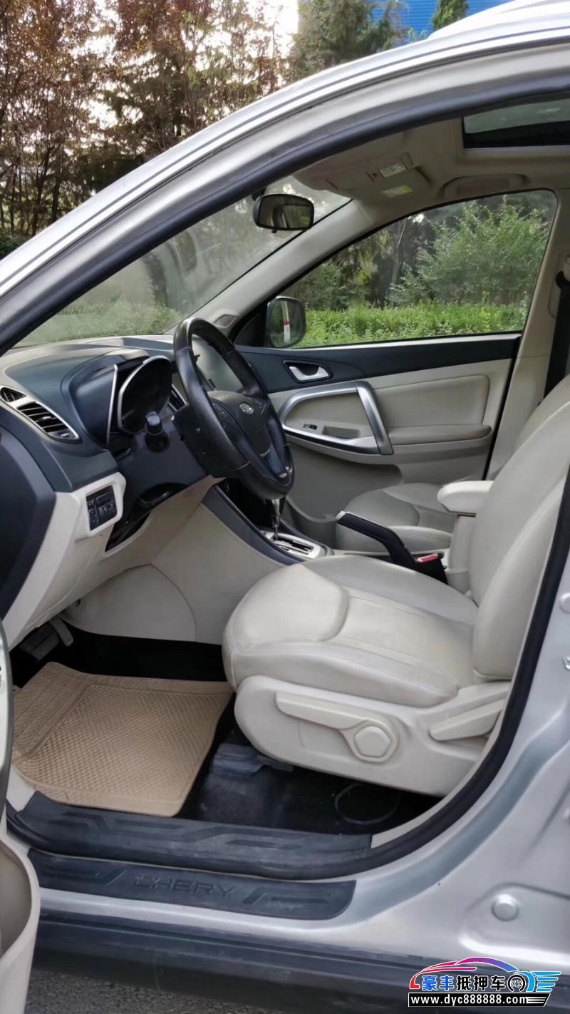 16年奇瑞瑞虎5SUV抵押车出售
