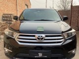 抵押车出售12年丰田汉兰达SUV